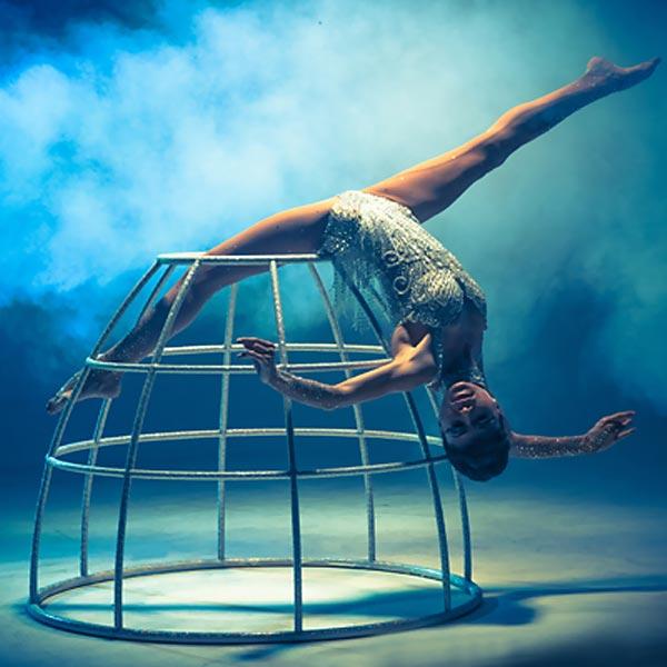 Floor Acrobats & Contortionists for Hire