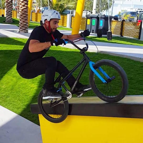 BMX & Other Extreme Sports Performers for Hire